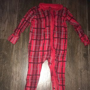 Kickee Pants Girl Onesie